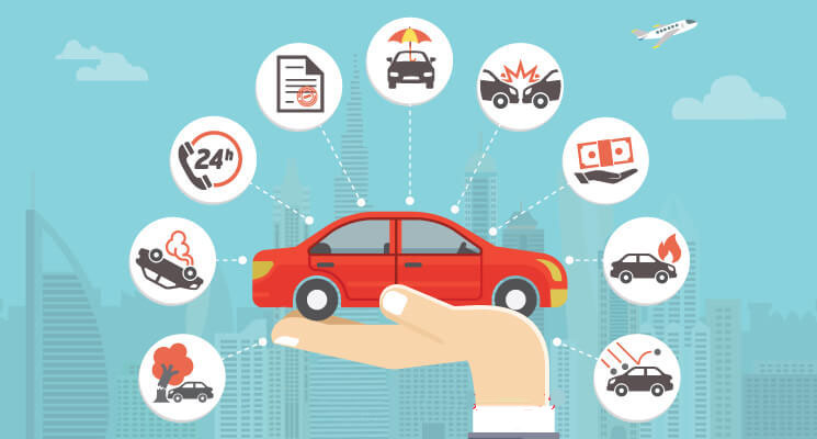 Bạn cần tìm hiểu thông tin về các loại bảo hiểm ô tô