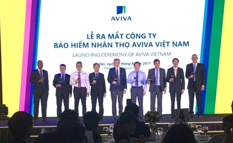 Bảo hiểm AVIVA hoạt động tại Việt Nam từ năm 2011
