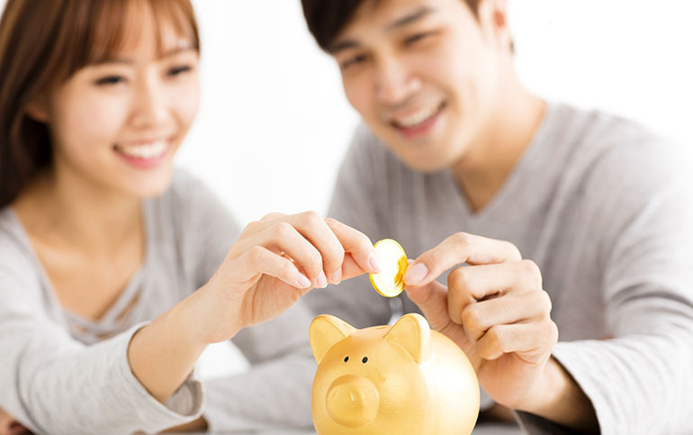 Bảo hiểm nhân thọ giúp bạn tiết kiệm