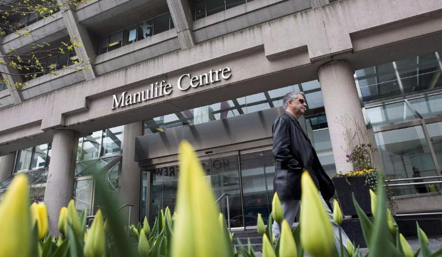 Manulife là công ty bảo hiểm hàng đầu của Canada
