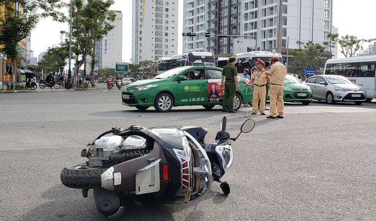Đi trong thành phố dễ va chạm bạn nên mua bảo hiểm ô tô